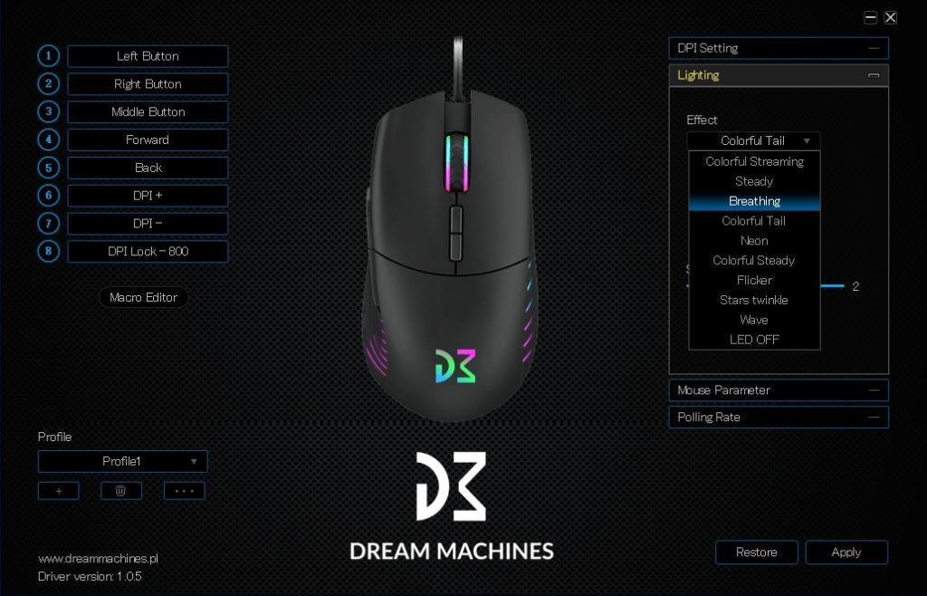 DM5 Blink
