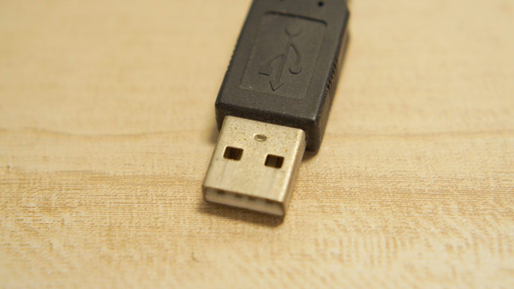 テレワーク マイク USB端子
