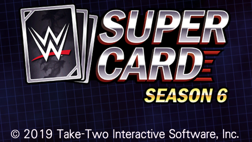 WWE SuperCard シーズン6