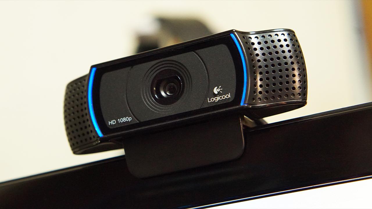 テレワーク(在宅勤務)Webカメラ